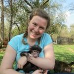 Monkey rehabilitation in South Africa