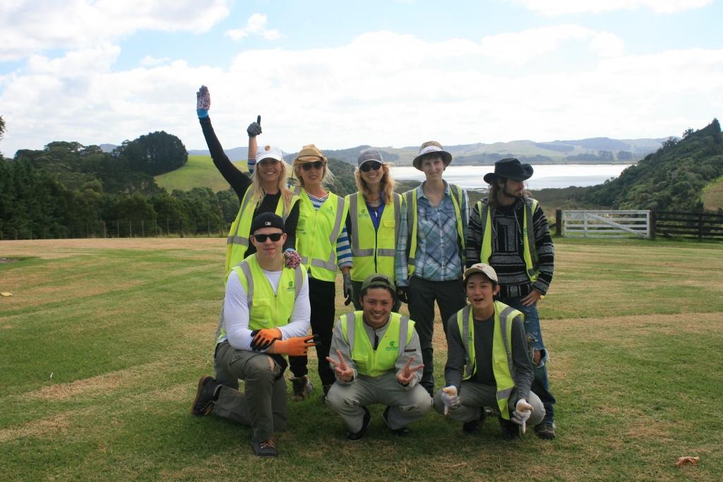Conservation work Australia
