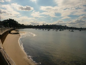 Beautiful Sydney beach