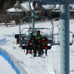 Gap year as a ski instructor