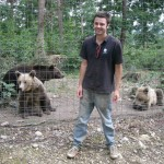 Oyster bears volunteer Romania