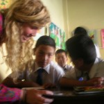 volunteer teaching gap year