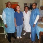 Oyster Medical volunteer - Rosie