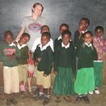 Teaching volunteer Tanzania