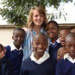 Childcare volunteering Tanzania