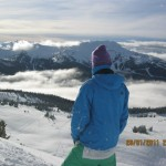 Paid ski season in Whistler
