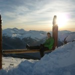 Become a ski instructor on your gap year