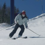 Paid ski season in Tremblant