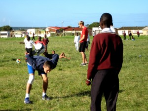 Play football in South Africa on your gap year