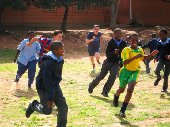 Sports Coaching gap year South Africa