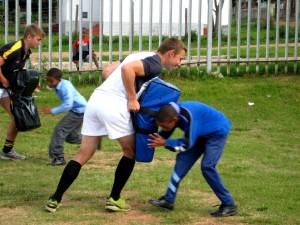 Gap year sports coaching