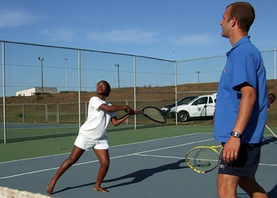 Tennis coaching South Africa