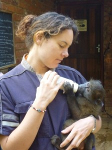 South Africa – Monkey Rehabilitation Project