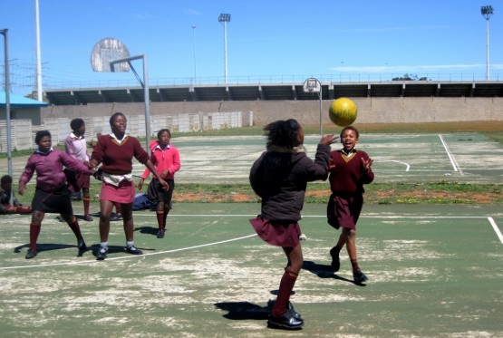Sports coaching in South Africa- netball