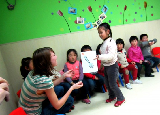 Gap year in China teaching English