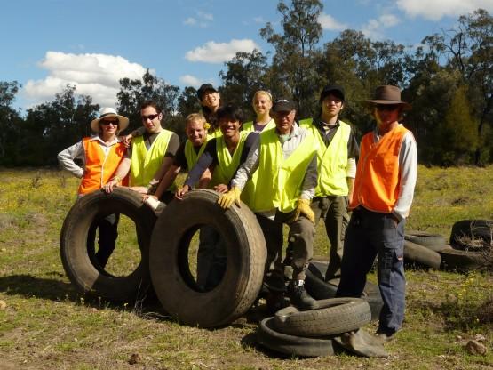 Volunteer in Tasmania