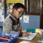 Art therapy in Nepal