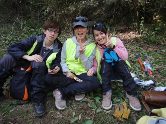 Conservation volunteering in Australia
