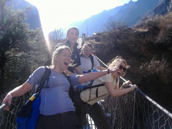 Trek on your gap year in Nepal