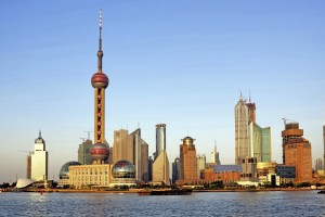 Work as an intern in Beijing or Shanghai