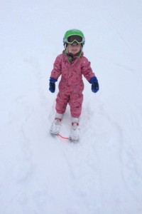 The other side – sending a child to ski school from a parents view point