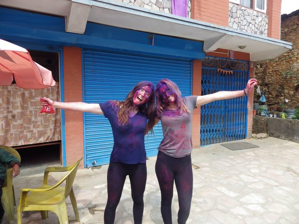 Holi 2014 in Nepal
