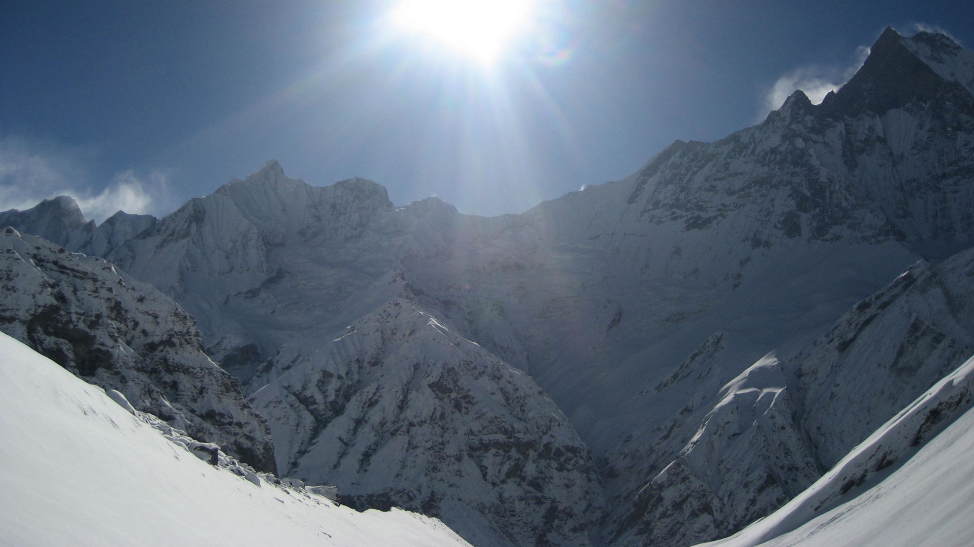Annapurna Base Camp Trek - Oyster Worldwide