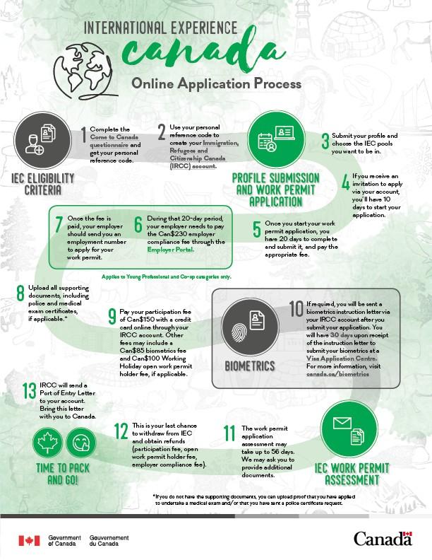 IEC application process 2019