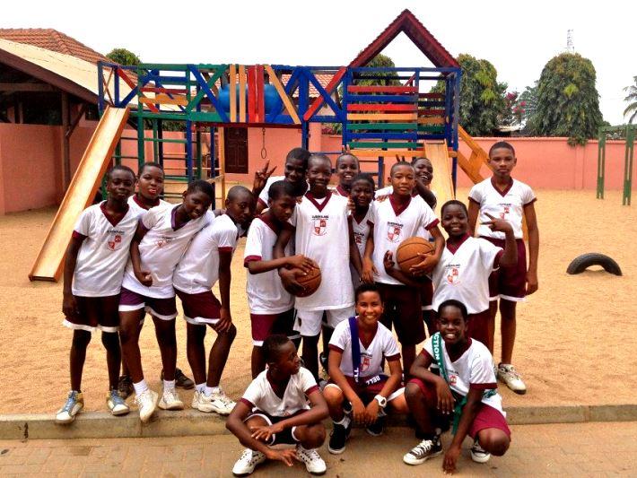Sports coaching in Ghana