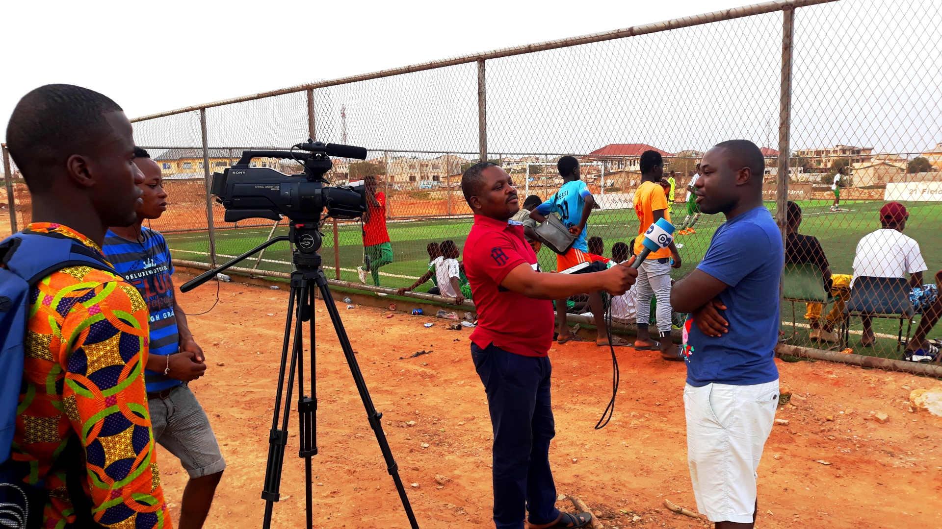 Journalism Internship in Ghana - Oyster