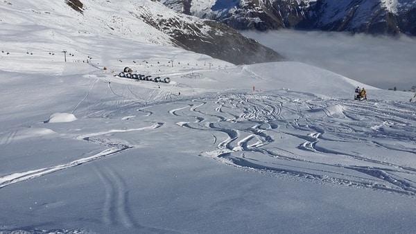 ski season france