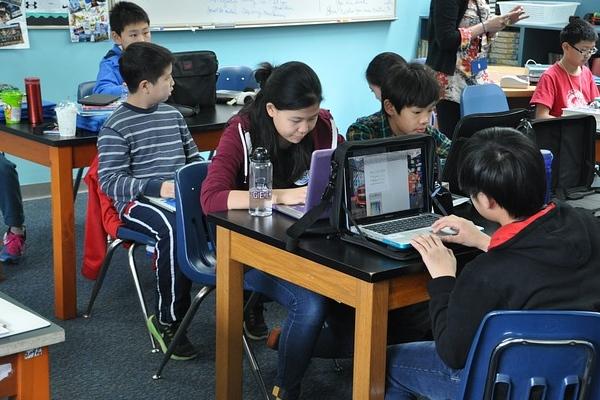 Classroom-China