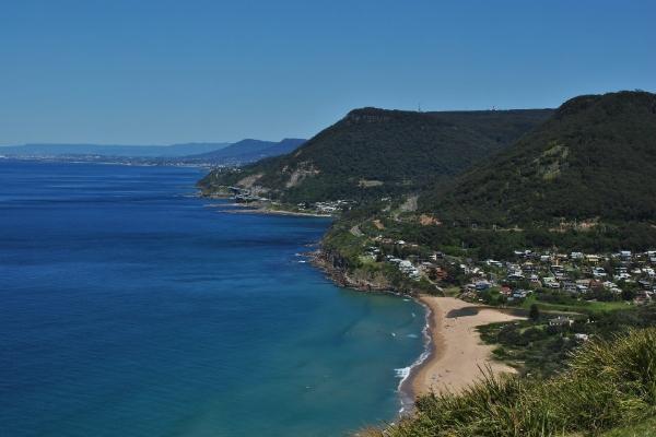 Wollongong Beach Australia