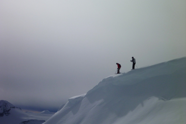 Canada-Whistler snow