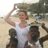 Sarah Waldie, Events and Overseas Project Manager