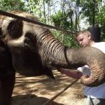 Volunteering with wildlife in Thailand