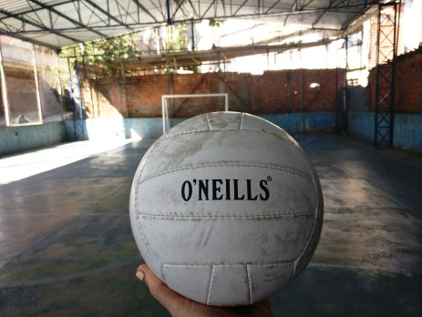 O'Neills ball in Brazil