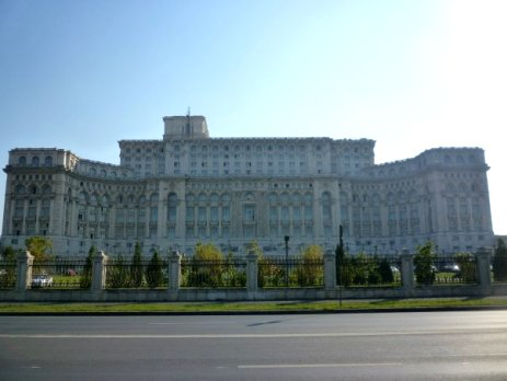 The Oyster guide to Romania: find out about this parliamentary building, which displaced thousands of people when it was built