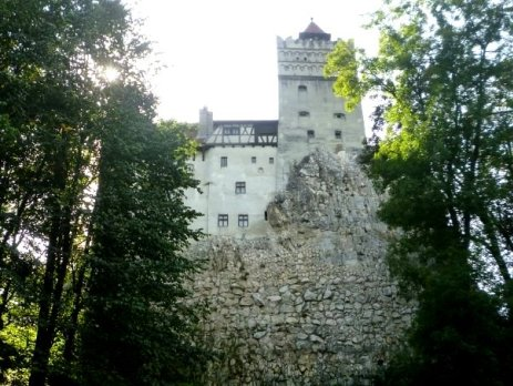 Visit Dracula's Castle in Romania