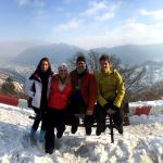 Ski instructors in Poiana Brasov