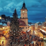 Brasov looks beautiful at Christmas, and our volunteers love the Christmas markets, skiing, ice skating and mulled wine