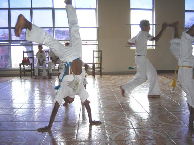Brazil cartwheel