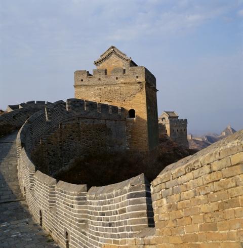 Intriguing China