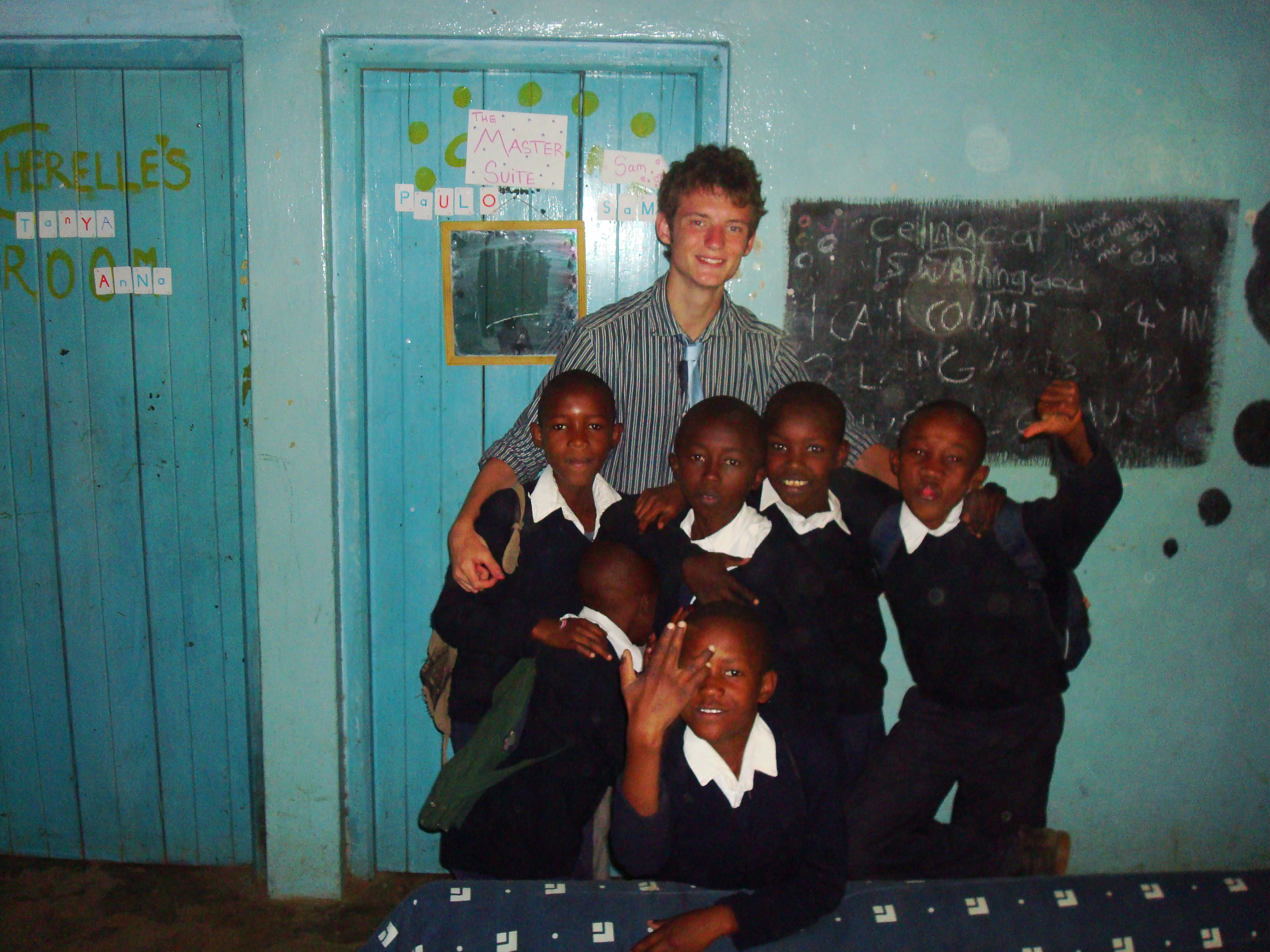 Where are they now?: Dan Browne discusses his time volunteering in Tanzania