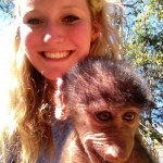 Eleanor and Monkey