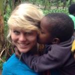 Erin in Tanzania