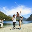 Conservation volunteering in New Zealand