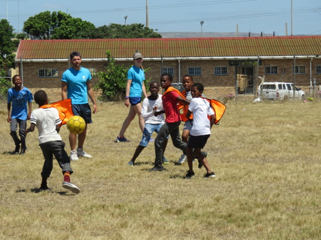 Football coaching in South Africa
