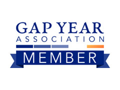 Gap Year Association logo