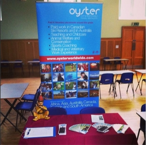 Have you spoken to us at a gap year fair?